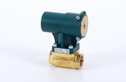 """2/2-es pneumatikus vezérlésű SIGMA szelep - G3/4"""" - NBR"""