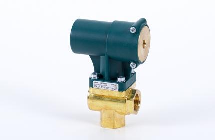 """2/2-es pneumatikus vezérlésű SIGMA szelep - G1/2"""" - HNBR"""