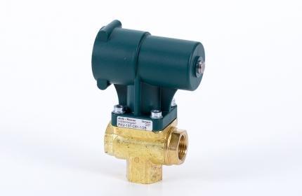 """3/2-es pneumatikus vezérlésű SIGMA szelep - G1/2"""" - HNBR"""