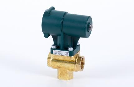 """3/2-es pneumatikus vezérlésű SIGMA szelep - G1/2"""" - VITON"""